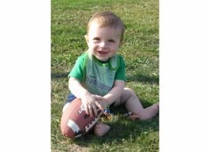 Cooper infant football