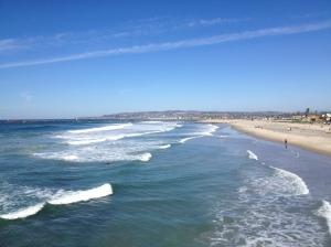 Ocean Beach, San Diego...ahhhhh....