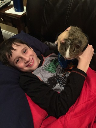 Dylan digs Fluffy